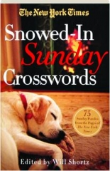 THE NEW YORK TIMES SNOWED-IN SUNDAY CROSSWORDS