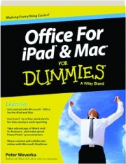 OFFICE FOR IPAD & MAC FOR DUMMIES