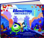 THE ART OF <I>MONSTERS UNIVERSITY</I>