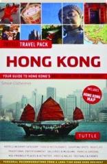 HONG KONG: Tuttle Travel Pack