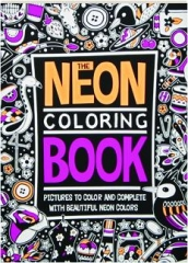 THE NEON COLORING BOOK