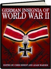 GERMAN INSIGNIA OF WORLD WAR II