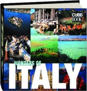 WONDERS OF ITALY: Cube Book