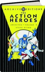 THE ACTION HEROES ARCHIVES, VOLUME 2