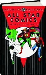 ALL STAR COMICS ARCHIVES, VOLUME 0