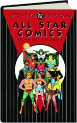 ALL STAR COMICS ARCHIVES, VOLUME 2
