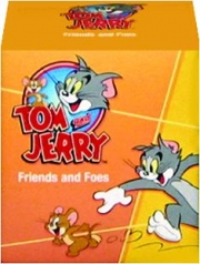 TOM AND JERRY: Friends and Foes