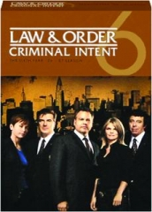 LAW & ORDER--CRIMINAL INTENT: The Sixth Year, '06-'07 Season
