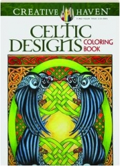 CELTIC DESIGNS COLORING BOOK