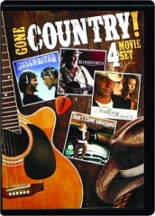 GONE COUNTRY! 4 Movie Set