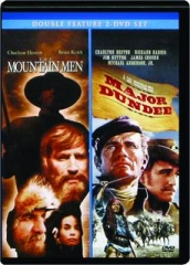 THE MOUNTAIN MEN / MAJOR DUNDEE