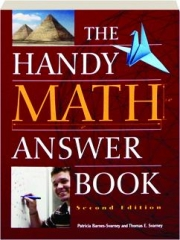 THE HANDY MATH ANSWER BOOK, SECOND EDITION