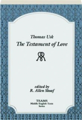 THE TESTAMENT OF LOVE