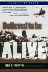BELIEVED TO BE ALIVE