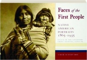 FACES OF THE FIRST PEOPLE: A Book of Postcards