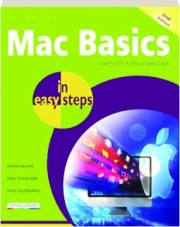 MAC BASICS IN EASY STEPS, 2ND EDITION