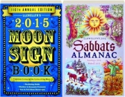 LLEWELLYN'S 2015 SABBATS ALMANAC / LLEWELLYN'S 2015 MOON SIGN BOOK, 110TH ANNUAL EDITION