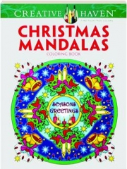 CHRISTMAS MANDALAS COLORING BOOK