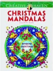 CHRISTMAS MANDALAS COLORING BOOK