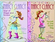 NANCY CLANCY--SECRET OF THE SILVER KEY / STAR OF STAGE AND SCREEN