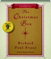 THE CHRISTMAS BOX, 20TH ANNIVERSARY EDITION