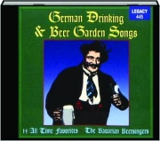 GERMAN DRINKING & BEER GARDEN SONGS