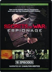 SECRETS OF WAR: Espionage