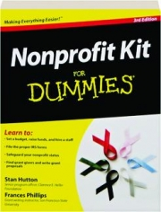 NONPROFIT KIT FOR DUMMIES, 3RD EDITION