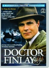 DOCTOR FINLAY--NO TIME FOR HEROES