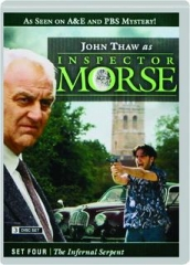 INSPECTOR MORSE, SET FOUR: The Infernal Serpent