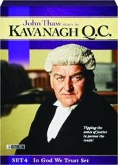 KAVANAGH Q.C., SET 4: In God We Trust Set