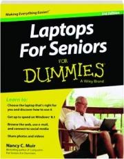 LAPTOPS FOR SENIORS FOR DUMMIES, 3RD EDITION