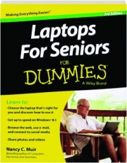 LAPTOPS FOR SENIORS FOR DUMMIES, 3RD EDITION