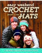 EASY WEEKEND CROCHET HATS