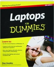 LAPTOPS FOR DUMMIES, 5TH EDITION