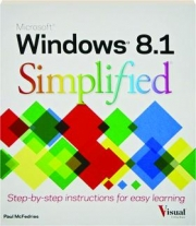 MICROSOFT WINDOWS 8.1 SIMPLIFIED