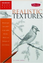 REALISTIC TEXTURES: Drawing Made Easy
