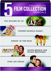 5 FILM COLLECTION MUSICALS