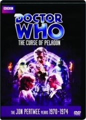 DOCTOR WHO--THE CURSE OF PELADON