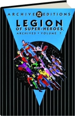 LEGION OF SUPER-HEROES ARCHIVES, VOLUME 7
