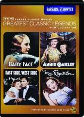 BARBARA STANWYCK: TCM Greatest Classic Legends Film Collection