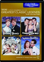 ESTHER WILLIAMS, VOLUME 1: TCM Greatest Classic Legends Film Collection