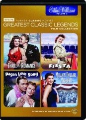 ESTHER WILLIAMS, VOLUME 2: TCM Greatest Classic Legends Film Collection
