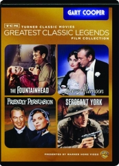 GARY COOPER: TCM Greatest Classic Legends Film Collection