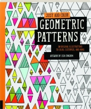 GEOMETRIC PATTERNS Just Add Color
