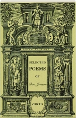 SELECTED POEMS OF BEN JONSON