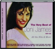 THE VERY BEST OF JONI JAMES, 1951-62