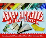 PAPER AIRPLANES MEGA PACK