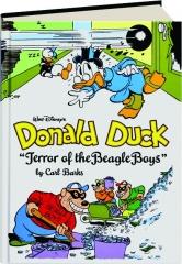 "WALT DISNEY'S DONALD DUCK: ""Terror of the Beagle Boys."""