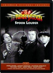 THE THREE STOOGES: Spook Louder